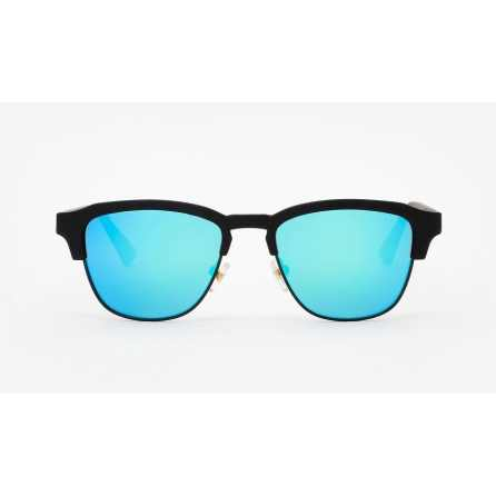 Hawkers Rubber Black Clear Blue New Classic