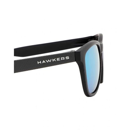 Hawkers Carbono Spotted Blue Chrome One