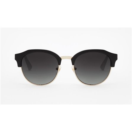 Hawkers Rubber Black Dark Classic Rounded